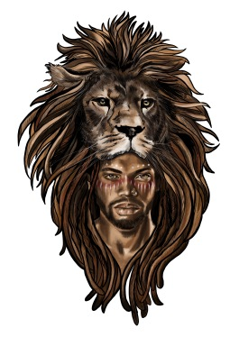 Lion_man_head